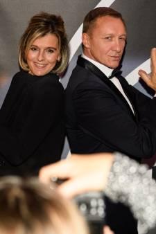 Is dat de echte James Bond bij bioscoop Kinepolis in Enschede? Nee, het is de Zwitserse dubbelganger Martin