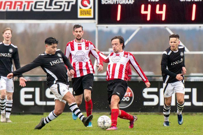 Arnhemse Boys en SML: allebei door naar de knockout-fase van het bekertoernooi.