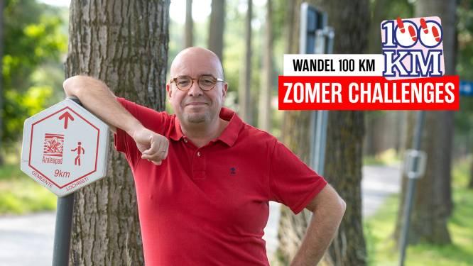 """Na zelf 40 kg te zijn afgevallen wil Sven Ornelis ons allemaal verslaafd maken: """"Wandelen is de ultieme me-time"""" (Het beste van de zomer, deel 6)"""
