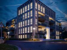 Appartementencomplex Leemstaete in Oldenzaal is knipoog naar textielverleden