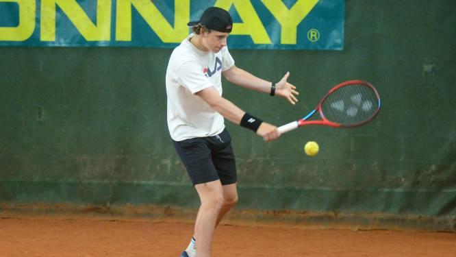 """Alessio Basile heeft top 200 in zicht na winst in Grade 4 in Cairo: """"US Open wordt een doel"""""""