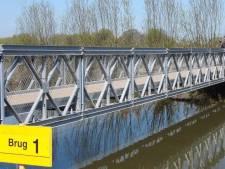 Vught kan verder met nieuwe brug over Drongelens kanaal, inclusief verbindend fiets- en wandelpad