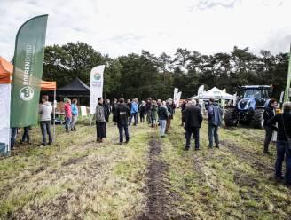 """Demo-markt over 'klimaatbewust boeren' in Vorselaar: """"Overstromingen en extreme droogte maken duidelijk dat verstandig waterbeheer noodzakelijk is"""""""