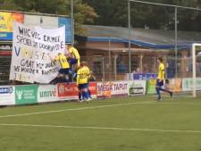 #HéScheids: Rohda Raalte schreeuwt om hands, spelers Nunspeet in de hekken