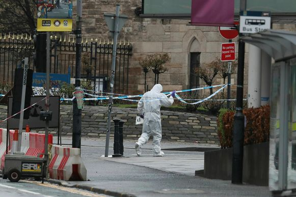 Ook de universiteit van Glasgow ontving een bombrief.