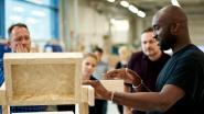 Ook aan IKEA Wilrijk staan tientallen mensen urenlang voor opening aan te schuiven voor nieuwe collectie Virgil Abloh