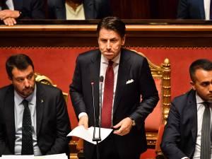 Le Premier ministre italien annonce sa démission