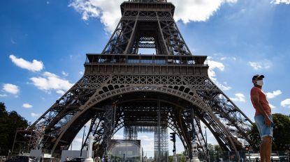 Eiffeltoren in Parijs ontruimd vanwege bomalarm