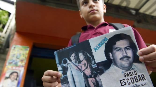 Kartelbaas Pablo Escobar wordt held in kinderboek