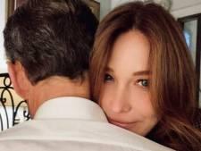 Carla Bruni clame son amour pour Nicolas Sarkozy après sa condamnation