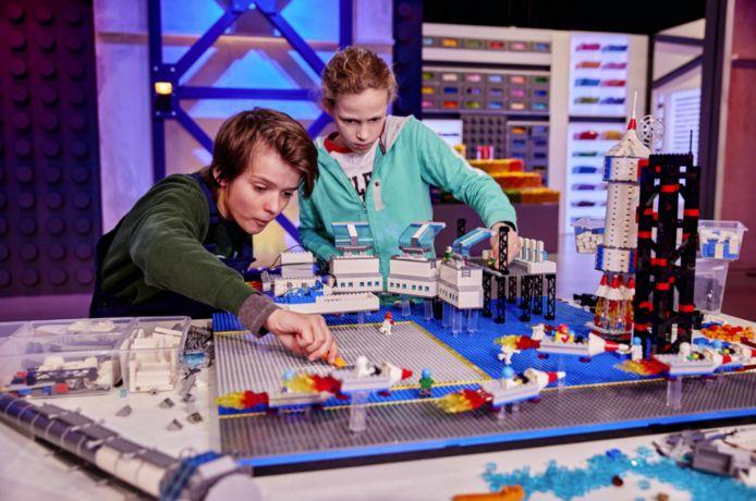 Lego Masters Kidsspecial.