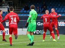 Drie maanden zonder zege: uitgeblust FC Eindhoven verliest al voor rust van Almere City