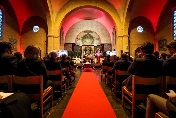 Knokke begrafenis Philip Cracco