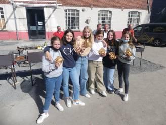 Leerlingen Sint-Theresia steunen slachtoffers noodweer met barbecue