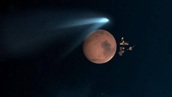 Life on Mars: zo wil NASA astronauten laten overleven op Rode Planeet