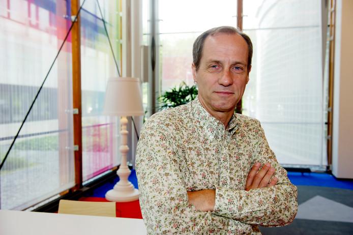 Directeur Bart Römer van de Nederlandse Filmacademie.