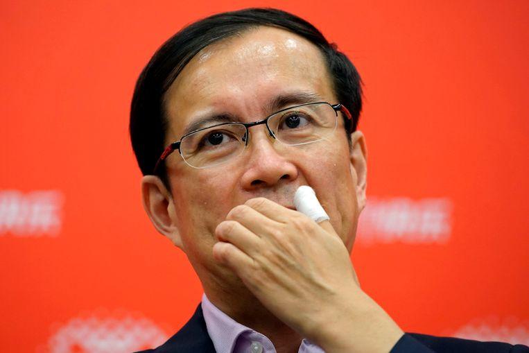 Daniel Zhang, CEO van de Alibaba Group Holding Ltd.