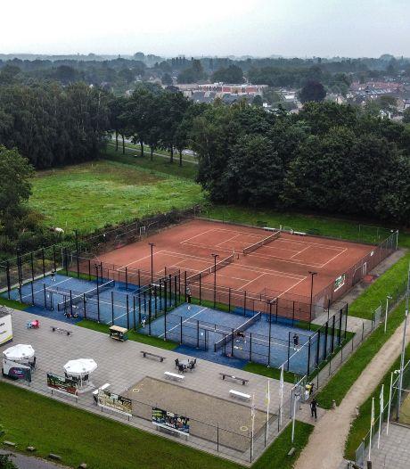 Padelsucces zorgt voor verdubbeling aantal leden Tennisvereniging Didam: derde baan op komst