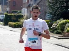 Tim Pleijte en Martijn Blommaert delen de overwinning in de Bosbokkentrail