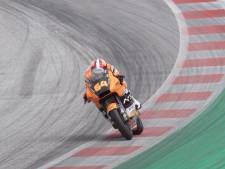 Motorcoureur Bendsneyder crasht in Portugal