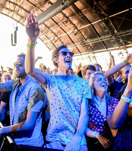Run op kaarten voor proeffestivals Biddinghuizen: paar duizend tickets in vloek en zucht uitverkocht