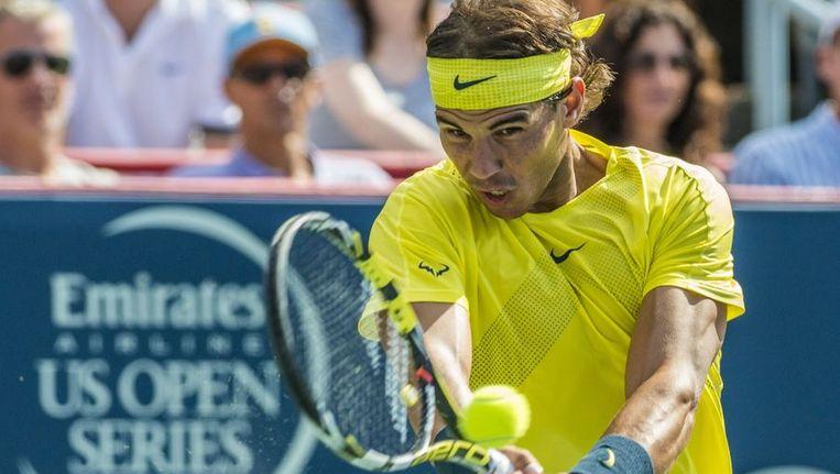 Rafael Nadal. Beeld afp