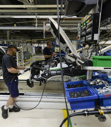 La voiture électrique de Volvo ne sera pas réalisée à Gand