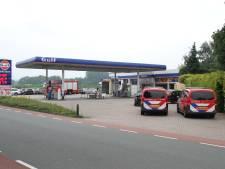 Hovenier schiet uit bij wieden onkruid: lpg-lek bij tankstation Enter