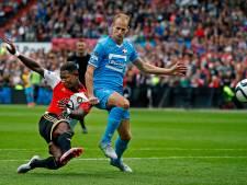 CHC verrast met oud-prof en voormalig Willem II'er Frank van der Struijk