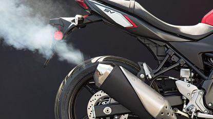 """""""Motorfietsen vervuilen tot elf keer meer dan auto's"""""""