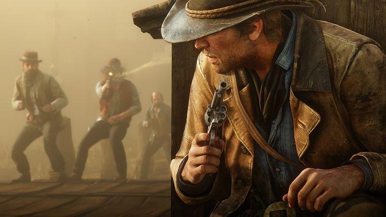 Red Dead Redemption 2 Beeld rv