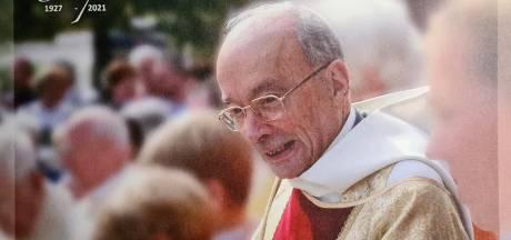 Pastoor Joop Boers (1927-2021) was een voorbeeld en inspiratie voor velen