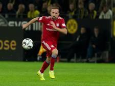 Ribéry biedt excuses aan voor aanval op tv-analyticus