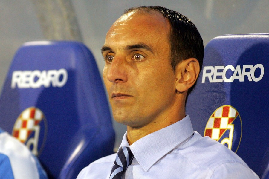 Jurcic verloor gisteren met Zagreb in de barrages van de Champions League