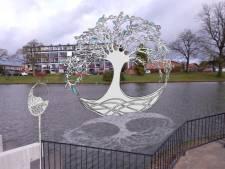 Kinderen werken mee aan nieuw kunstwerk voor Zuiderpark in Apeldoorn