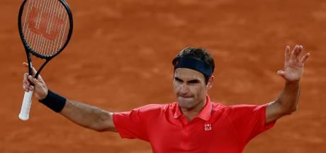 """Federer: """"Je ne sais pas si je vais jouer"""" en 8e de finale"""