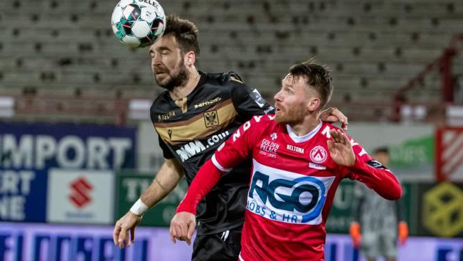"""KV Kortrijk laat kansen onbenut. Trainer Yves Vanderhaeghe: """"We moeten weer de rol lossen"""""""