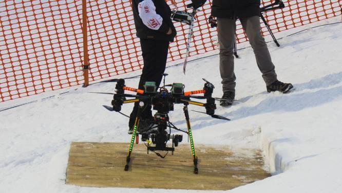 Internationale skibond doet drones in de ban
