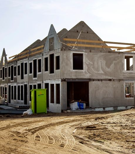 Genoeg mooie plannen voor huizen in de Drechtsteden, maar bouwen? Ho maar...