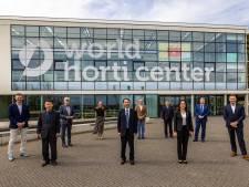 Vietnamese delegatie brengt bezoek aan Westlandse tuinbouwbedrijven en World Horti Center