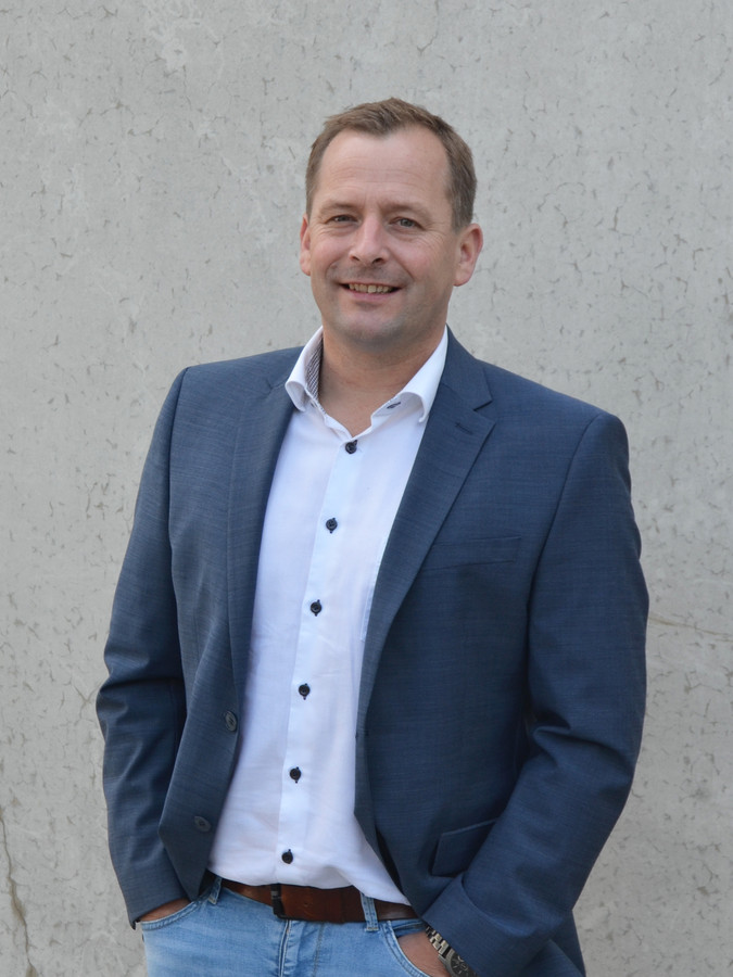 Dennis van Veggel, oprichter.