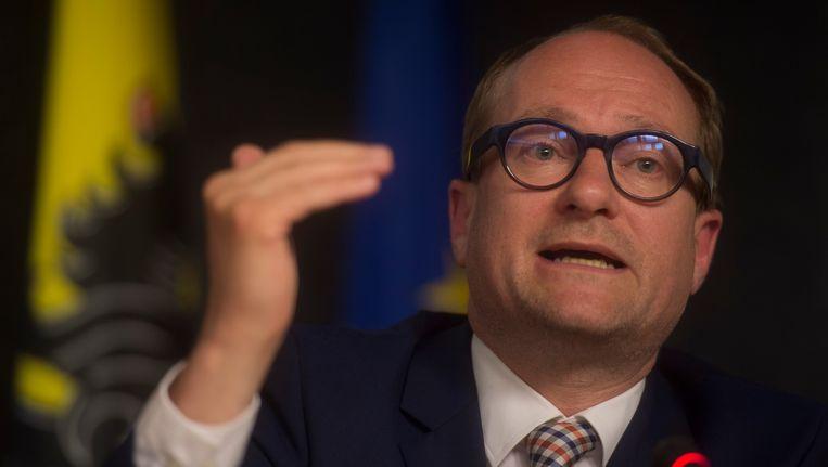 Vlaams minister voor Dierenwelzijn Ben Weyts. Beeld BELGA