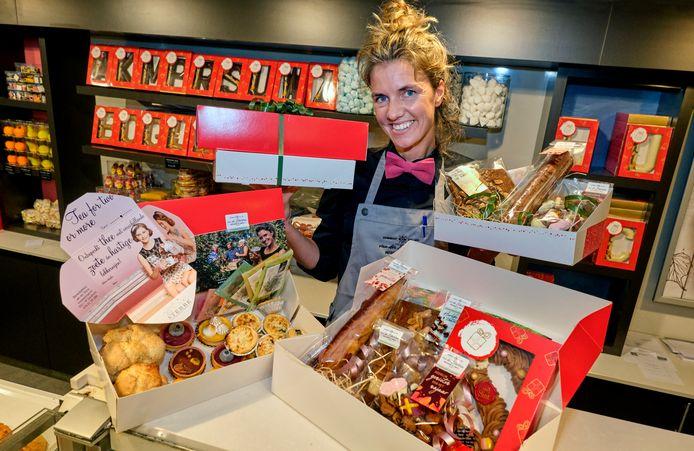 Marijn van der Waard, eigenaresse van bakkerij Van der Sterre in Dordrecht.
