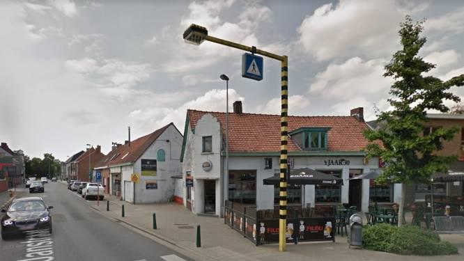 Trio terecht voor vechtpartij op terras café in Moorsele