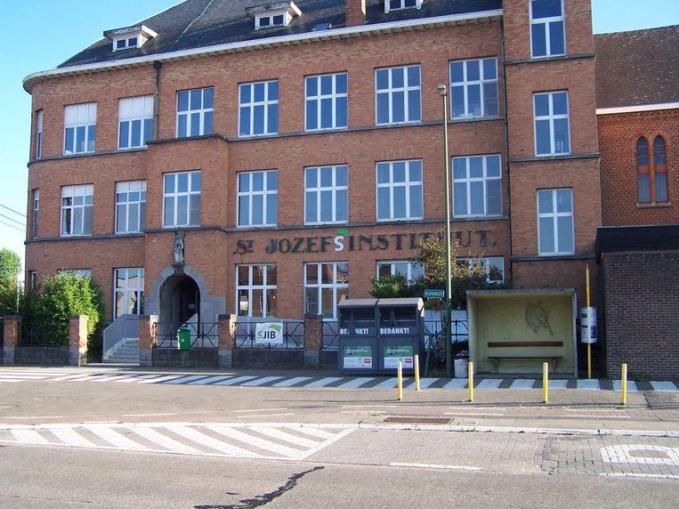 Het Sint-Jozefscollege in Betekom.