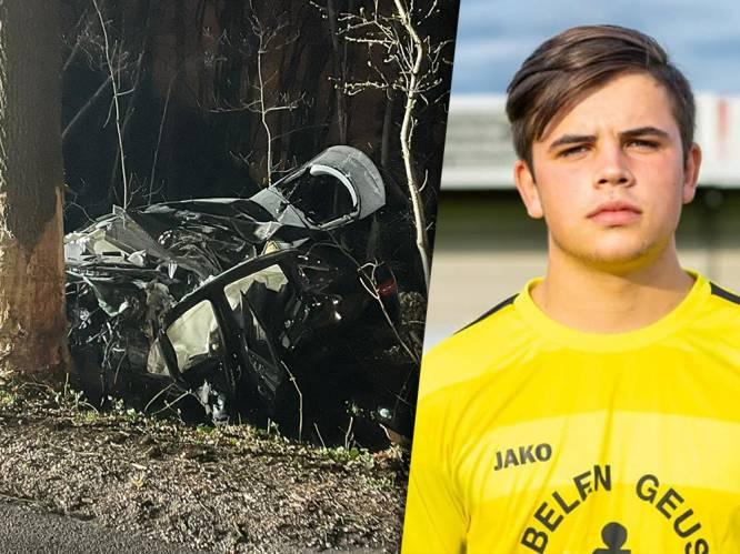 """Dodelijk ongeval van Neri (17) en Pieter (18) komt enorm hard aan bij nabestaanden: """"Ze waren een prachtig koppel..."""""""