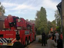 Flinke rook door brand in wasmachine in Eindhoven