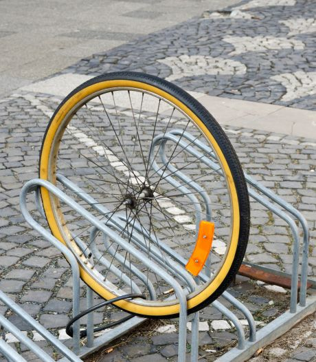 Dertien aangiftes van fietsendiefstal in één week, Amersfoortse politie waarschuwt: 'Zet fiets op slot'