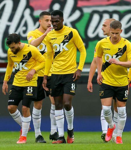 Play-offs laatste houvast NAC na rommelig seizoen