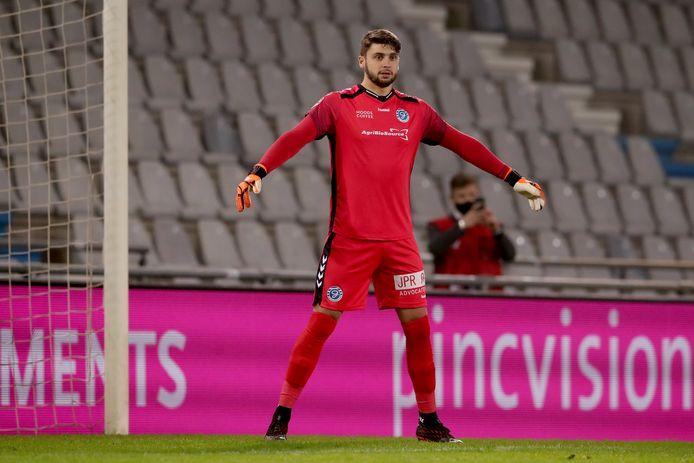De Graafschap-doelman Rody de Boer.